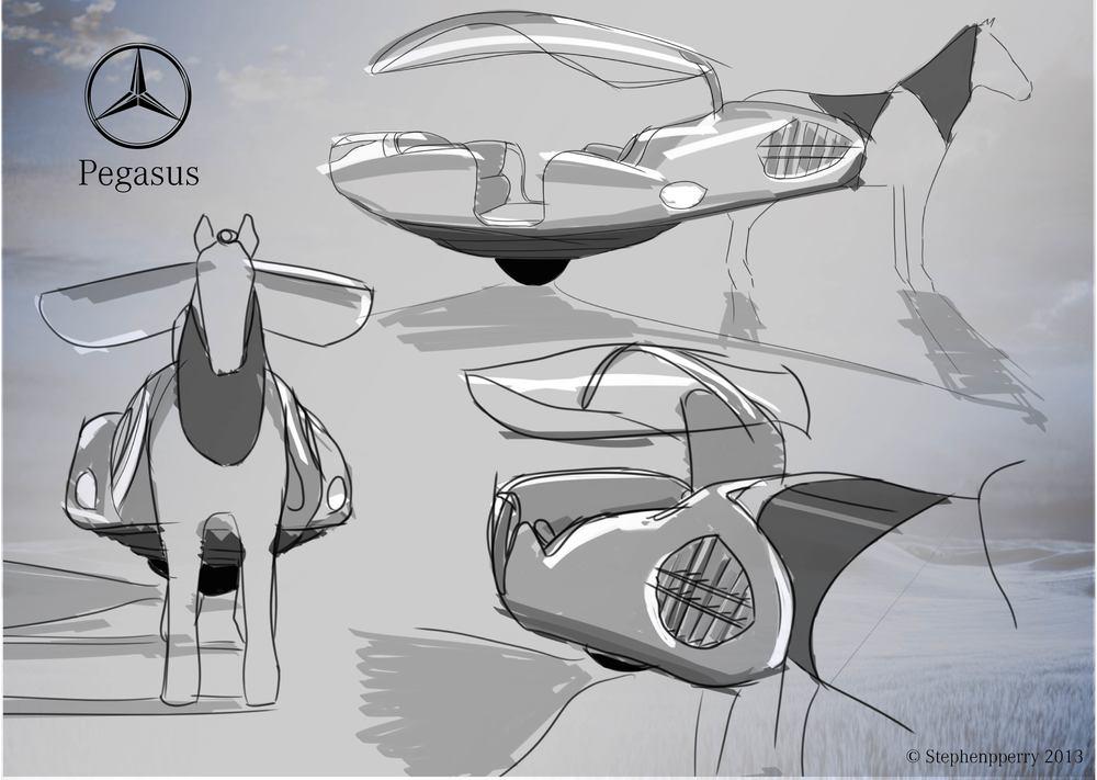 05 pegasus stivenskyrah designwithlove design mercedes final design sketches
